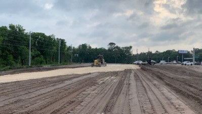 SR 52 Widening Project - May 2020