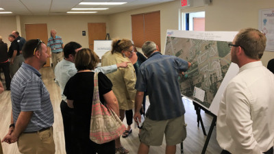 CR 578 at Ayers Road Public Meeting September 2018 one