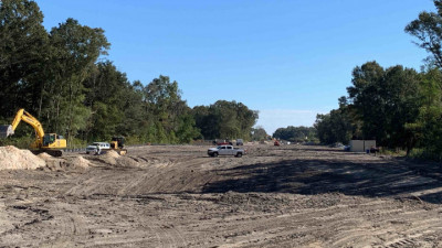 Ayers Road Extension (CR 576) New Roadway and Widening Project - December 2019