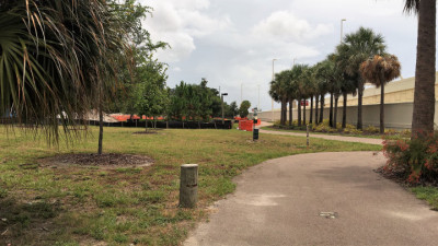 I-275 Greenway Trailhead Hillsborough County June 2019