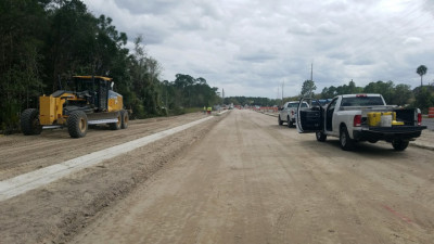 US 19 Widening from Jump Ct to Fort Island Trail - March 2020
