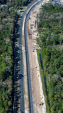 US 19 Widening from Jump Ct to Fort Island Trail - January 2020