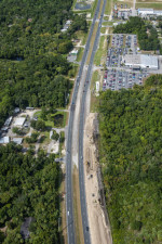 US 19 Widening from Jump Ct to Fort Island Trail - October 2019