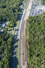 US 19 Widening from Jump Ct to Fort Island Trail - November 2019