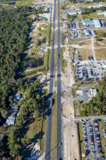US 19 Widening from Jump Ct to Fort Island Trail - December 2019