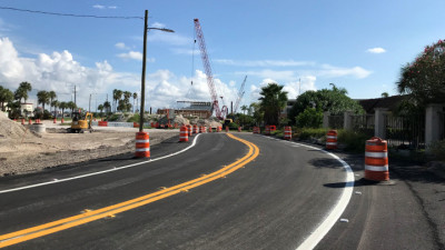Pinellas Bayway Bridge Replacement Project - August 2020