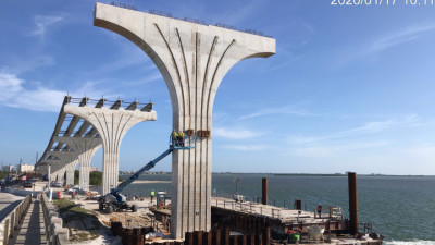 Pinellas Bayway Bridge Replacement Project - January 2020