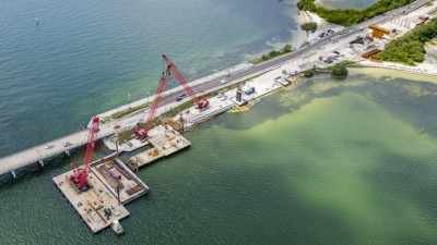 Pinellas Bayway Bridge Replacement Project - June 2019