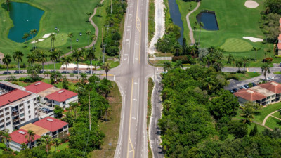 Pinellas Bayway Bridge Replacement Project - April 2020
