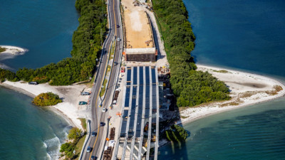 Pinellas Bayway Bridge Replacement Project - February 2020