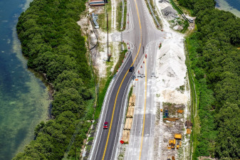 Bayway Bridge Replacement Project - May 2019