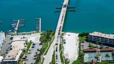 Pinellas Bayway Bridge Replacement Project - July 2019