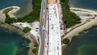Pinellas Bayway Bridge Replacement Project - July 2020