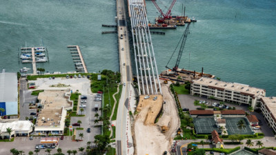 Pinellas Bayway Bridge Replacement Project - September 2020