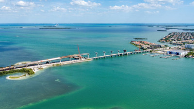 Pinellas Bayway Bridge Replacement Project - May 2020