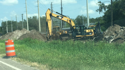 US 301 Widening Project September 2019