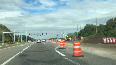 US 301 Widening Project December 2019
