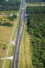 US 301 Widening Project four November 2017