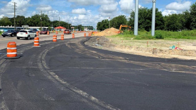 SR 54 Widening Project August 2019