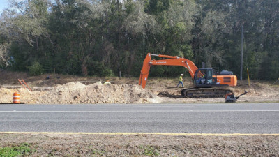 SR 50 (Cortez Blvd.) Widening Project --- February 2020
