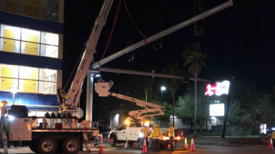 Kennedy Boulevard Traffic Signal Upgrades March 2020