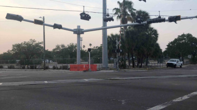 Kennedy Boulevard Traffic Signal Upgrades April 2020