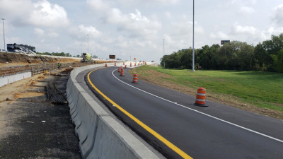 Temporary Ramp from WB SR 60 to NB I-75 - June 2020