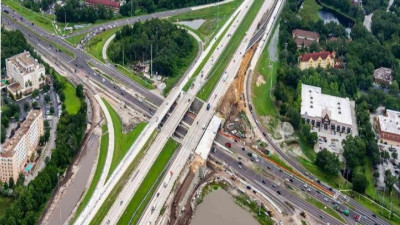 I-75 / SR 60 interchange - July 2020