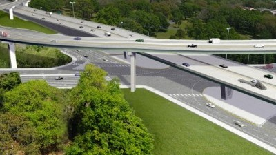 Design Concept of US 19 and Gateway interchange at 118th Avenue