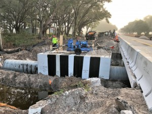 Knights Griffin Road (CR 582) Bridge Replacement Project December 2017 2