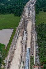 New SR 56 between US 301 and Morris Bridge - May 2018