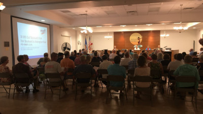 Gulf Boulevard Presentation to the Town of Indian Shores October 2019
