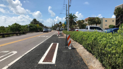 Gulf Boulevard Drainage Improvement Project --- August 2020