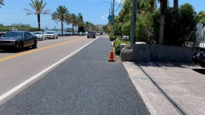 Gulf Boulevard Drainage Improvement Project --- July 2020