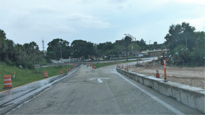 I-275 Interchange Improvements SB exit ramp to 22nd Ave South August 2019