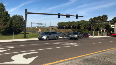 I-275 Interchange Improvements SB exit ramp to 22nd Ave South December 2019