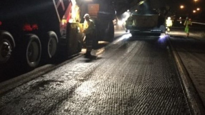 I-75 Repaving from Manatee County Line to north of Big Bend Road --- January 2020