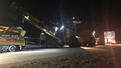 I-75 repaving from Manatee County Line to Big Bend Road --- April 2020