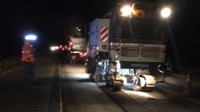 I-75 Repaving from Manatee County Line to Big Bend Road --- January 2020