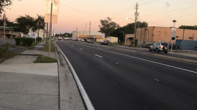 Busch Boulevard Repaving Project September 2019