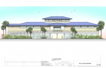 I-275 Sunshine Skyway Rest Areas Rendering